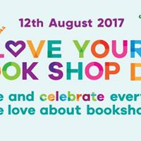Love Your Book Shop Day