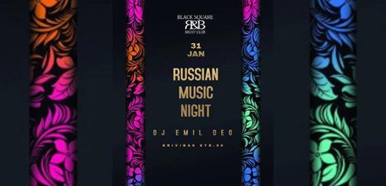 RUSSIAN MUSIC THURSDAY