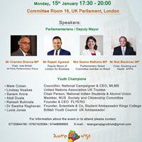 Uk India Youth Empowerment &amp Leadership Seminar