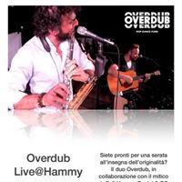 Overdub LiveHammy Panini &amp CO