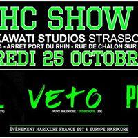 SBHC 6 - Real Deal (Useless Pride Records)  Veto  Piedbouche