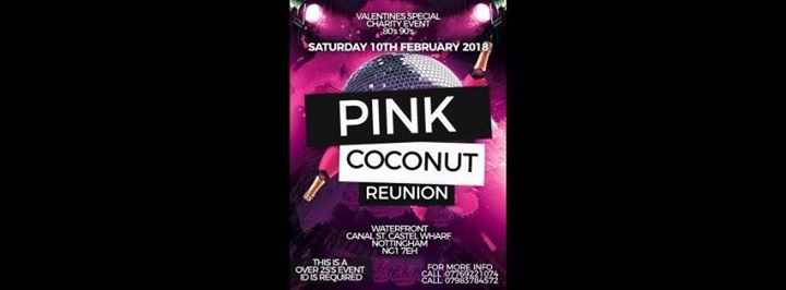 Pink Coconut Reunion (Charity Event)