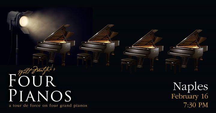 Four Pianos in Naples FL