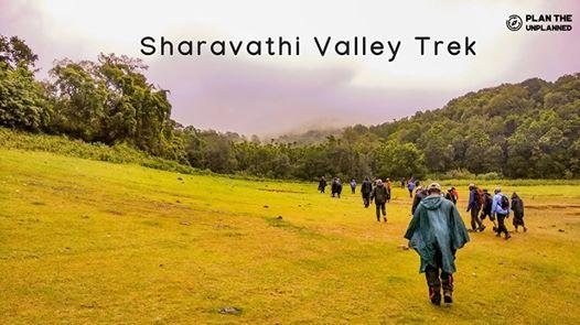 Sharavathi Valley Waterfalls Trek and Camping