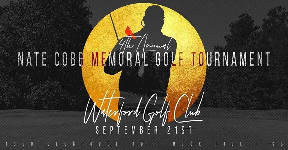 4th Annual Nate Cobb Memorial Golf Tournament