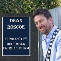 Solo performer Dean Roscoe