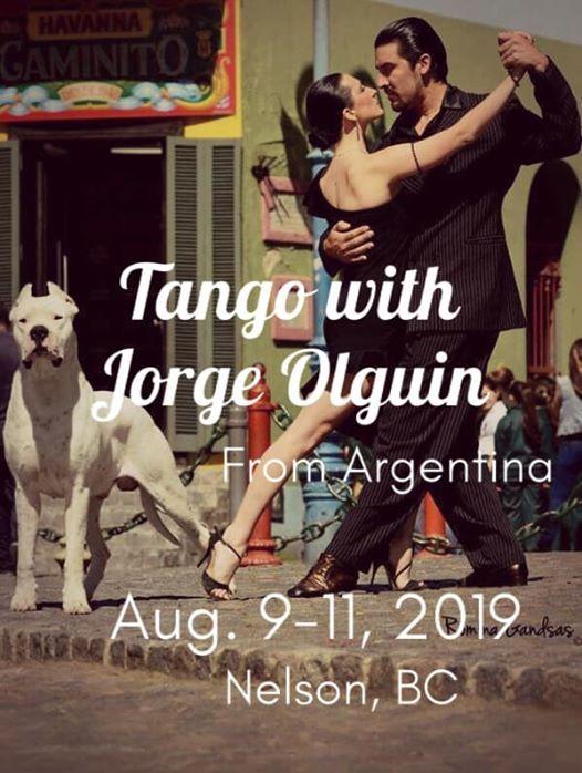 TANGO with Jorge Olguin
