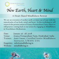 New Earth Heart &amp Mind