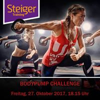 BodyPump Challenge &amp Technik Training