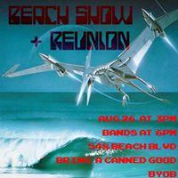 End Of Summer Beach JamBeach Strip Reunion
