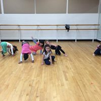 Inlet Dance Childrens Level I 3-5 yrs S2- 8709