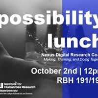 Nexus Possibility Lunch Digital Research Co-op