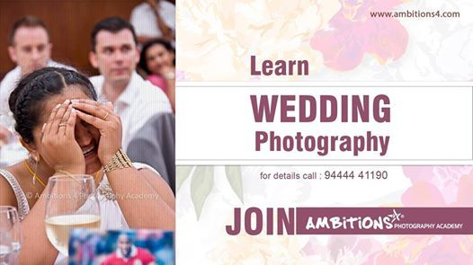 Candid Wedding Photography course