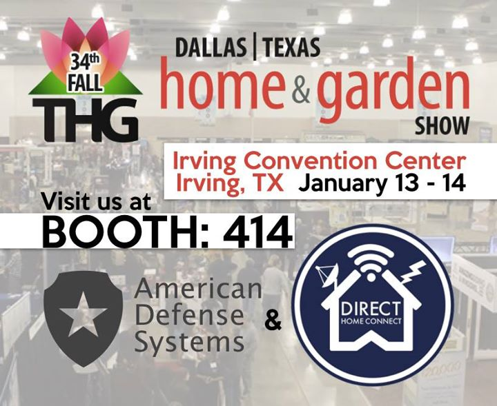 Texas Home And Garden Show At Irving Convention Center Las .