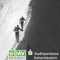 Fotoausstellung &quot125 Jahre Sektion Kaiserslautern im DAV&quot