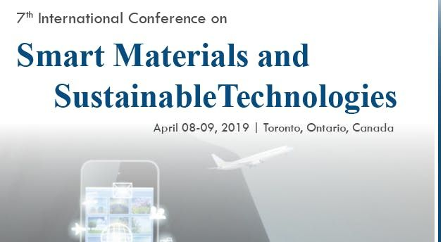 7th International Conference on Smart Materials and Sustainable Technologies (CSE) A