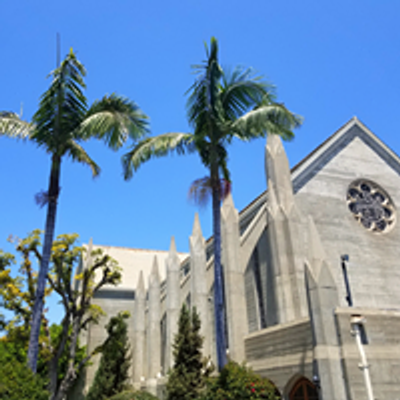 First Presbyterian Church at the heart of Anaheim