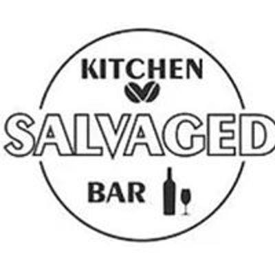 Salvaged Kitchen and Bar