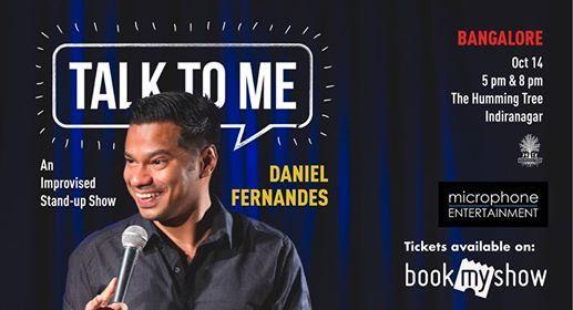 Talk To Me by Daniel Fernandes