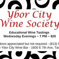 Wednesday Wine Tasting - Ybor City Wine Society - 628