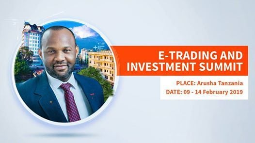E- Trading and Investment Seminar & Workshop in Tanzania