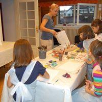 Curs de arta pentru copii 8-12 ani