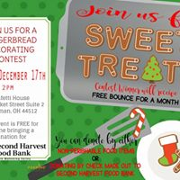 Gingerbread Decorating Contest