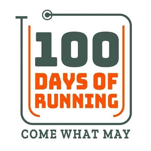 100 Days of Running 2019 Inaugural Run (Ahmedabad)