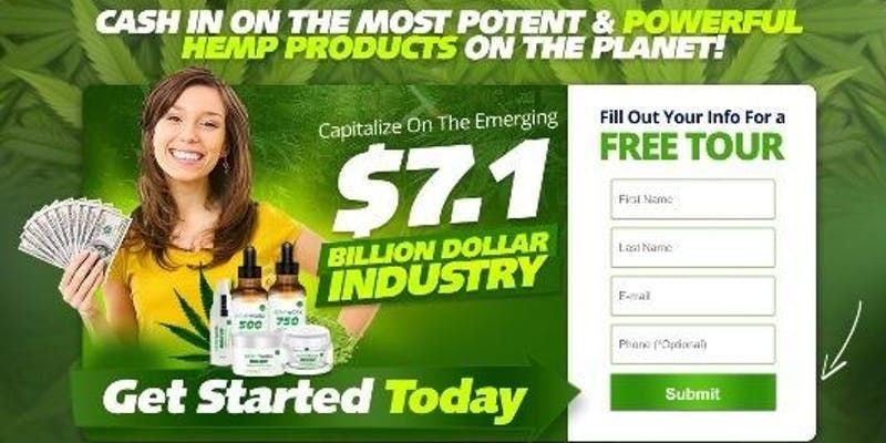Make Money NOW with CBDHEMP - Augusta GA