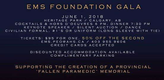 2018 EMS Foundation Gala
