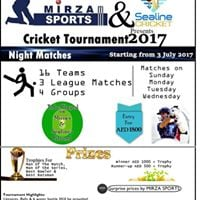 Cricket Tournament 2017
