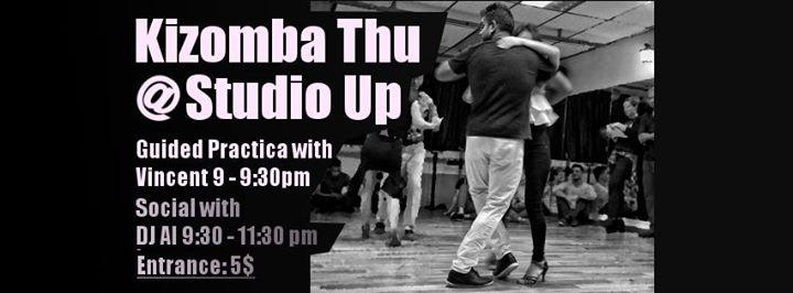 Kizomba Thu at Studio Up