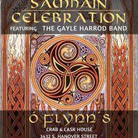 Irish SamhainHalloween Celebration
