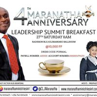 Leadership Breakfast Summit