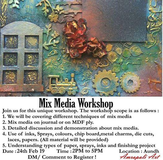 Mix Media Workshop