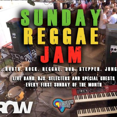 Sunday Reggae Jam  Live Music &amp DJs  Free Entry
