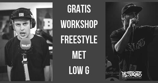 Gratis workshop freestyle rap
