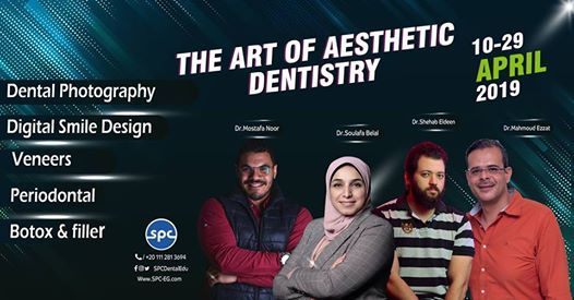 The Art of Aesthetic Dentistry Practical course