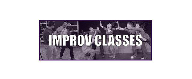 Drop-In Improv Workshop  Winter 2019 Classes
