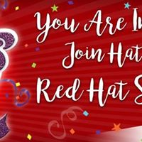 Red Hat Society Day 2017 Party