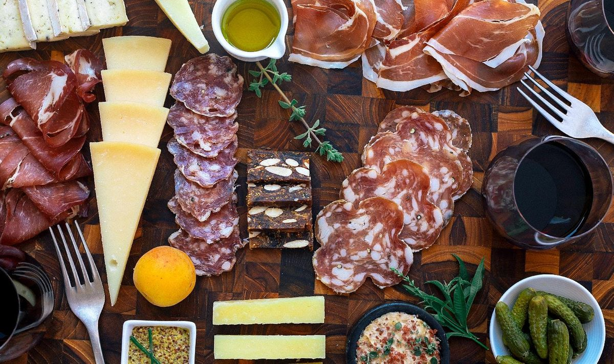 Wine Cheese and Charcuterie Night - Accessibility Fundraiser