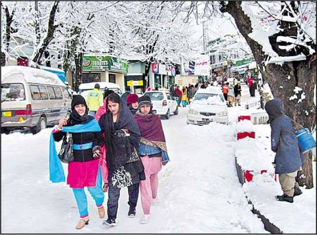 Murree girls