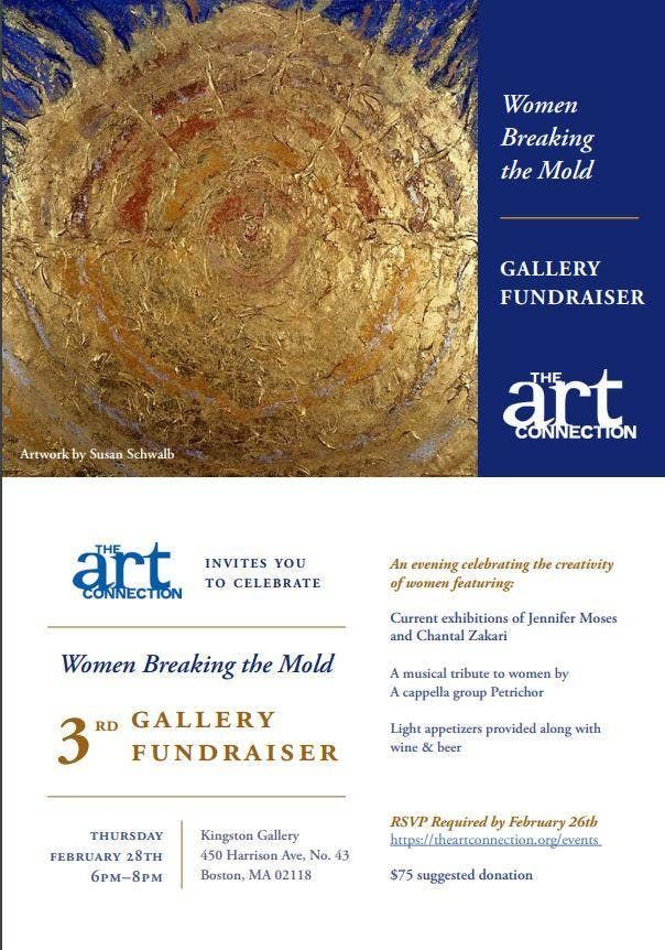 Women Breaking the Mold: An Evening Celebrating the