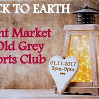 Please join this lovely Back to Earth Night Market