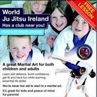 World Ju-Jitsu Federation - Ireland