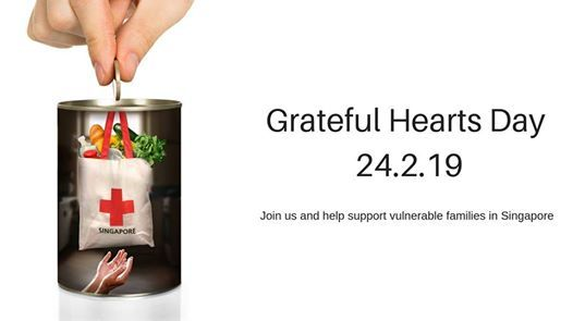 Grateful Hearts Day 2019