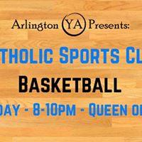 CSC Basketball at Queen of Apostles
