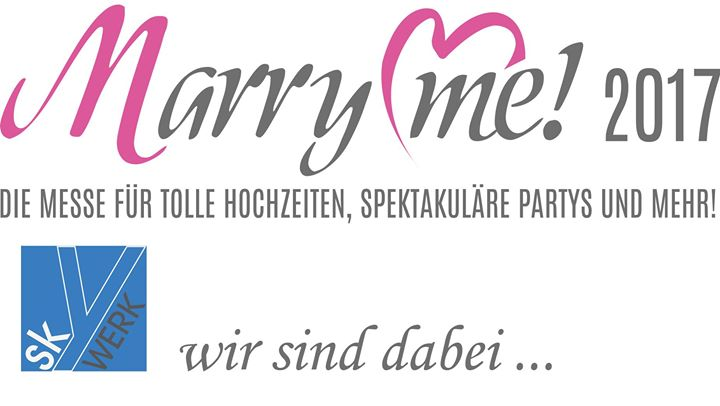 marry me! 2017 at endner wohnideen gmbh maybachstraße 7 | 74211