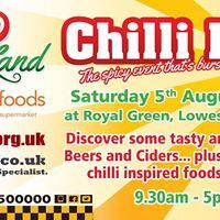 Lowestoft Chilli Festival