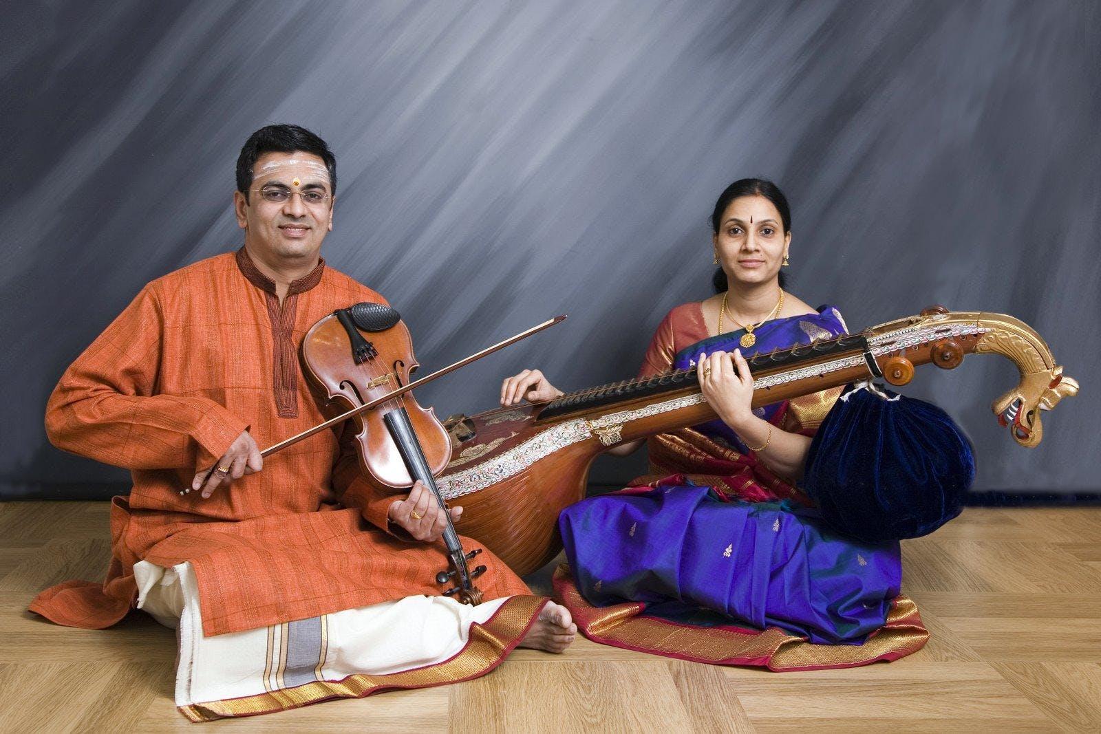 Music for the Mind &amp Soul Balu Raguraman &amp Subathra Raguranam